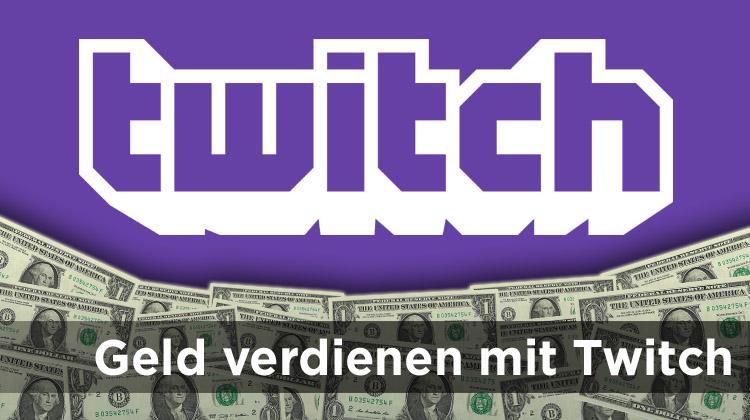 Twitch Geld